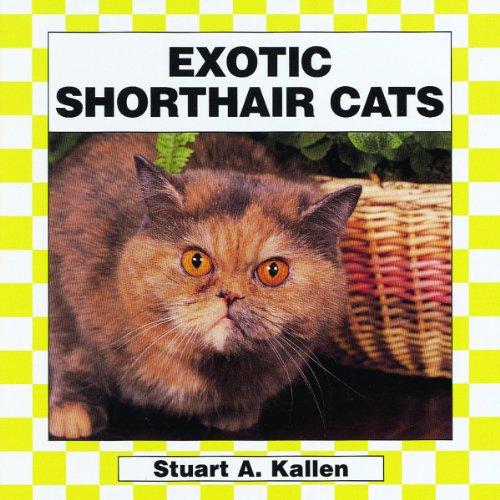 Exotic Shorthair Cats (Cats Set II): Kallen, Stuart A.