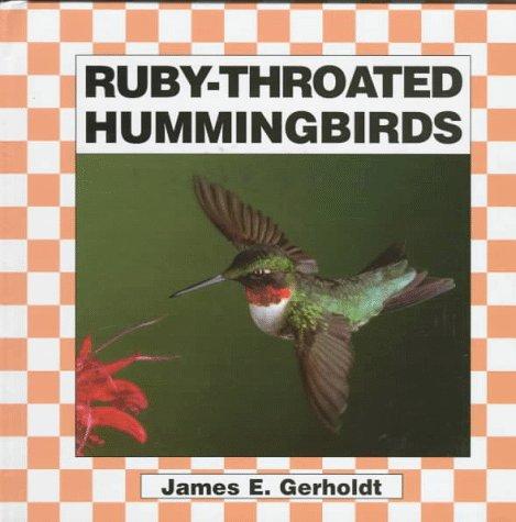 9781562395865: Ruby Throated Hummingbirds