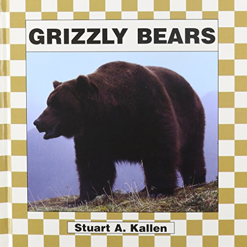 9781562395919: Grizzly Bears (Checkerboard Bears Library)