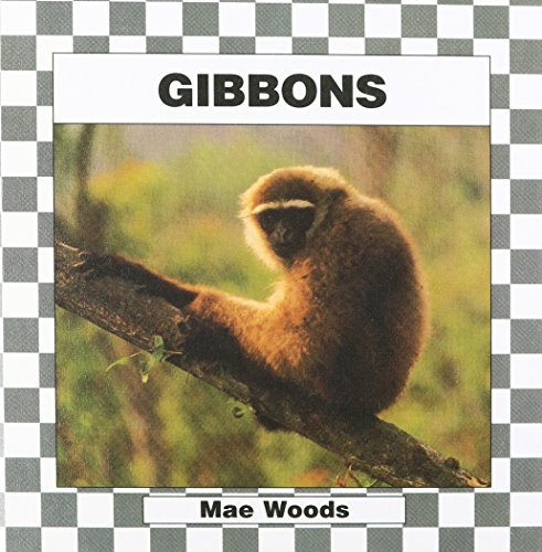 9781562395988: Gibbons (Monkeys)