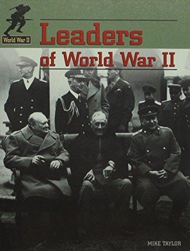 9781562398033: Leaders of World War II