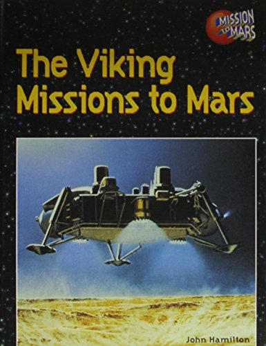 9781562398293: Viking Missions to Mars (Mision to Mars)