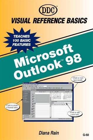 Outlook 98 Visual Reference Basics: DDC Publishing
