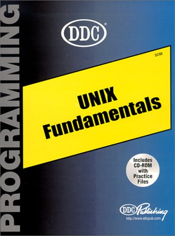 Unix Fundamentals (4 Days) (1562439782) by Jeff Howell