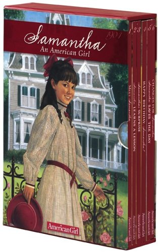 9781562470500: Samantha: An American Girl (The American Girls Collection/Boxed Set)
