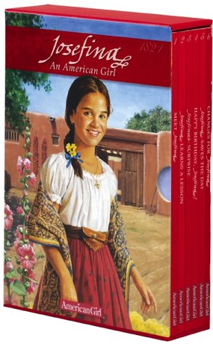 Josefina Hc Boxed Set (American Girl Collection): Valerie Tripp