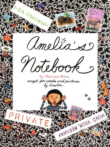 Amelia's Notebook (Amelia (American Girl Paperback)) (1562477846) by Moss, Marissa
