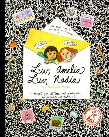 Luv, Amelia Luv, Nadia (Amelia (American Girl: Moss, Marissa