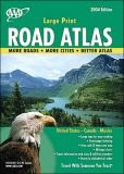 AAA Road Atlas 1997: United States Canada: American Automobile Association