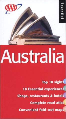 9781562514235: AAA Australia Essential Guide (AAA Essential Guides)