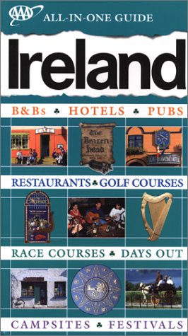 Ireland (AAA All-In-One Guides)