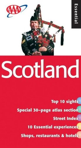 Scotland by AAA Staff 2006 Paperback