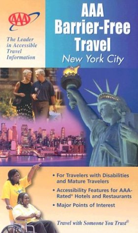 9781562517465: AAA Barrier-Free Travel New York City (AAA's Barrier-Free Travel)
