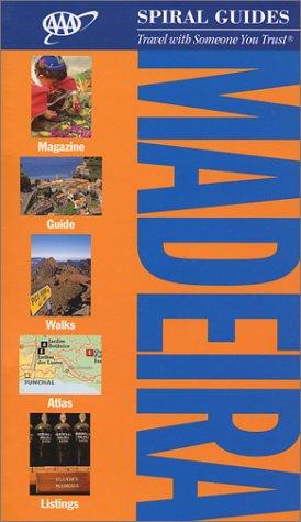 9781562517588: AAA Spiral Guides: Madeira