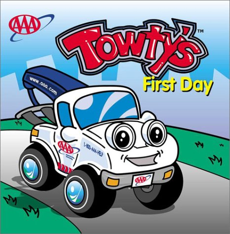 Towty's First Day (Towty Board Books) (156251783X) by Drake, Aaron; Drake, Jennifer; Drake, Jennifer
