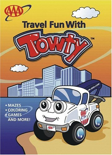 9781562517984: Travel Fun With Towty - A Color and Activity Book (Kids Product Series)
