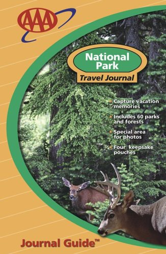 9781562518035: National Parks Travel Journal (Travel Journal Guides)