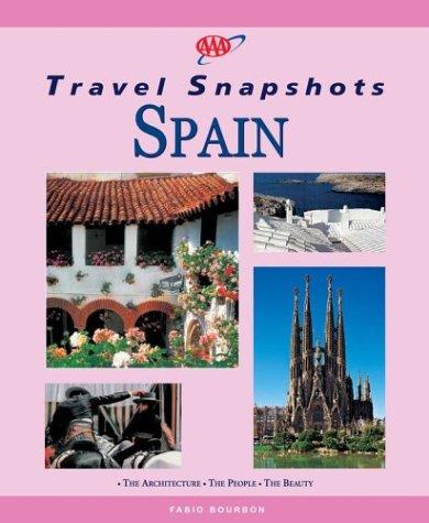 9781562518110: AAA Travel Snapshots - Spain