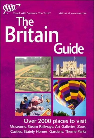 9781562518431: The AAA Britain Guide 2003