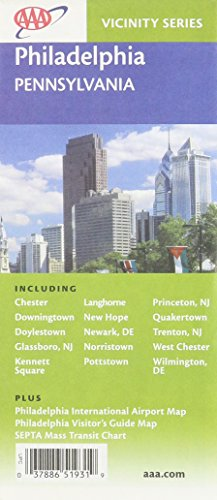 Philadelphia, Pennsylvania: Including Chester, Downingtown, Doylestown, Glassboro