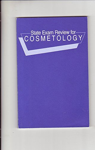 9781562530181: State Exam Review for Cosmetology: Multiple Choice