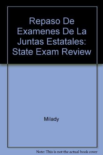 Repaso De Examenes De La Juntas Estatales: Milady