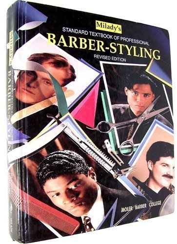 9781562531041: Milady's Standard Textbook of Professional Barber-Styling