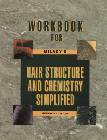 9781562531515: Hair Structure and Chemistry Simplified: Workbook