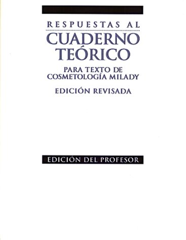 Texto Gen Cos Theory Wkbk Ans (9781562532604) by MILADY