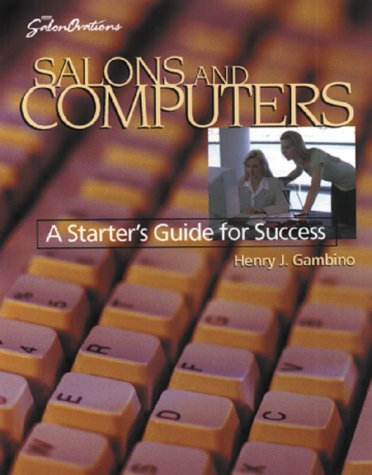 9781562533540: Salons & Computers: A Starters Guide for Success