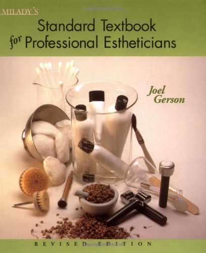 Milady's Standard Textbook for Professional Estheticians: Joel Gerson