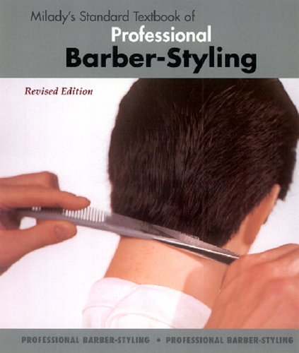 9781562533663: Milady's Standard Textbook of Professional Barber-Styling