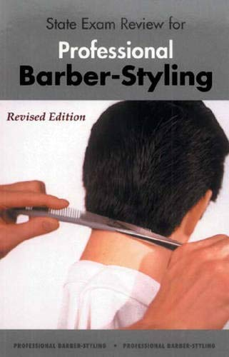 State Exam Review for Professional Barber-Styling (revised editon) (1562533703) by Milady