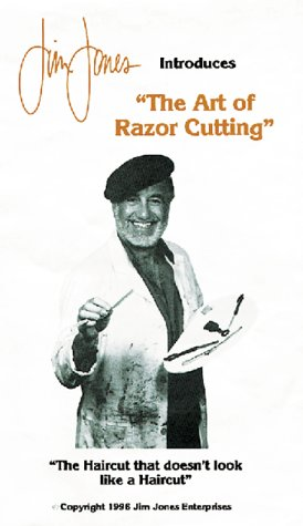 9781562534271: The Art of Razor Cutting [VHS]