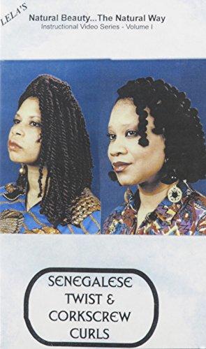 9781562534349: Senegalese Twist and Corkscrew Curls
