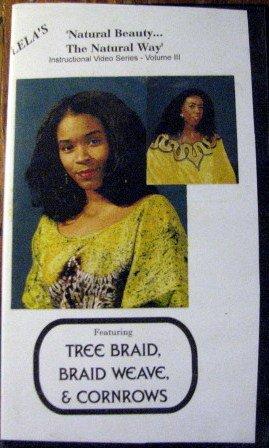 9781562534363: Tree Braid, Braid Weave & Cornrows [VHS]