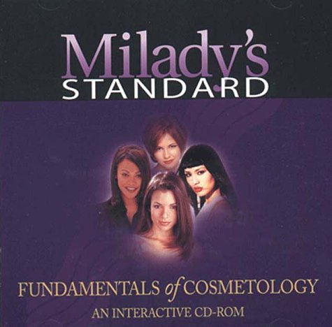 9781562534615: Milady's Fundamentals of Cosmetology CD-ROM, 2000