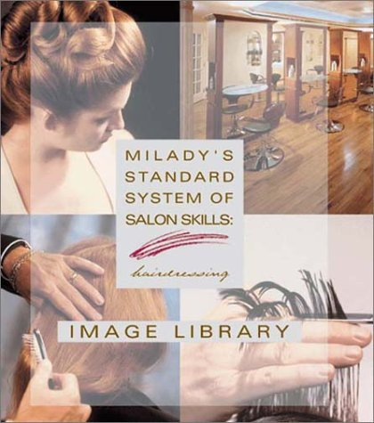 Milady's Standard System of Salon Skills: Hairdressing Image Library, 2000 (1562535595) by Milady