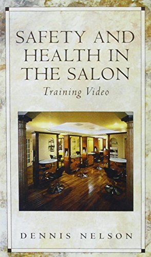 9781562535933: Safety and Health in the Salon: Training Video