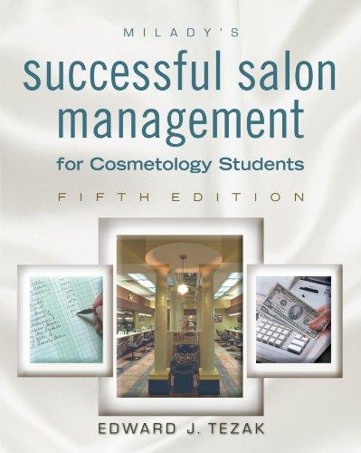 9781562536794: Successful Salon Management, 5E