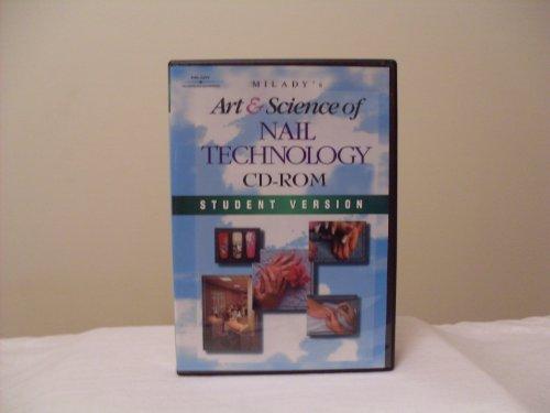 9781562537340: Art & Science Nail Technology CD-ROM
