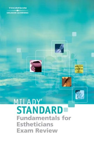 9781562538392: Milady's Standard Fundamentals for Estheticians 9E - Exam Review