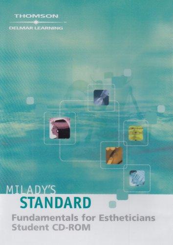 9781562538408: Standard Text Professional Estheticians: Fundamentals CD-ROM
