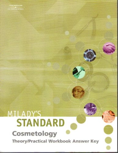 9781562539030: Milady's Standard Cosmetology Theory/Practical Workbook Answer Key