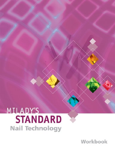 9781562539078: Milady's Standard Nail Technology Workbook, Fourth Edition (Student's Edition)
