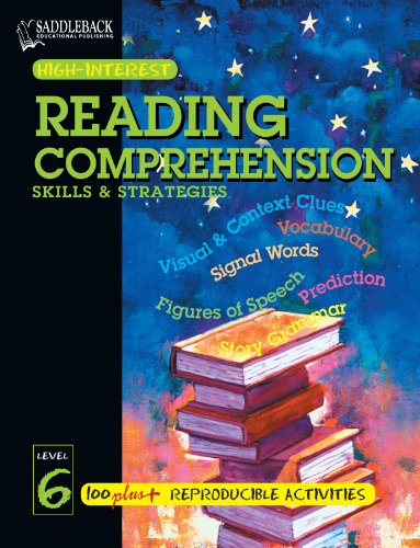 Reading Comprehension Skills and Strategies Level 6: Edge (EDT)