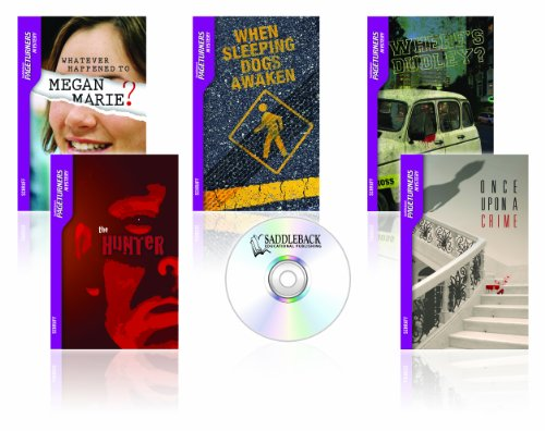 Pageturners Mystery Sample Set [With CDROM]: Laurel and Associates