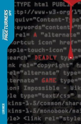 9781562541361: Deadly Game, A (Spy)