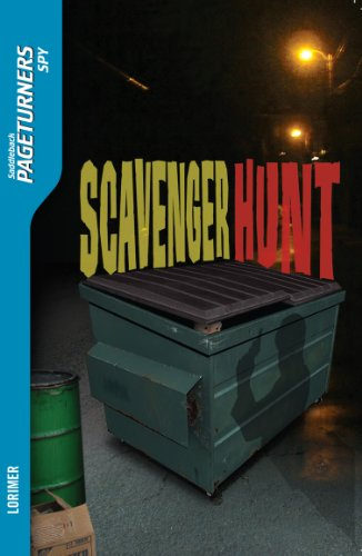 9781562541392: Scavenger Hunt (Spy) (Pageturners Spy)