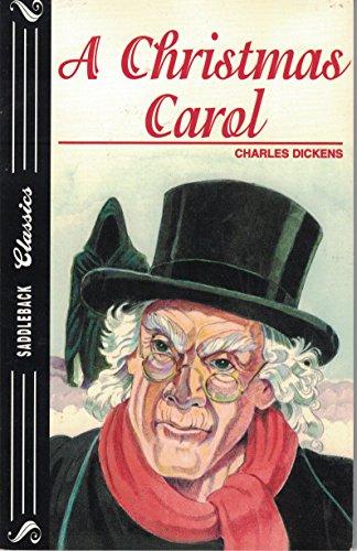 9781562542566: A Christmas Carol (Saddleback Classics)